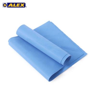 ALEX 伸展彈力帶藍厚度0.65mm 藍