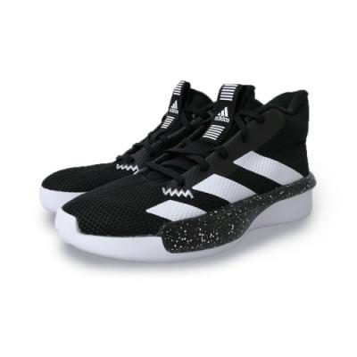 adidas 籃球鞋 女鞋 緩震 運動 耐磨防滑 大童鞋 黑 EF9809 Pro Next 2019