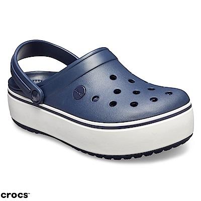 Crocs 卡駱馳 (中性鞋) 厚底卡駱班 205434-462