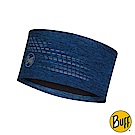 《BUFF》Dryflx夜閃運動頭帶-深邃藍 BF118098-707