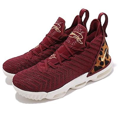 Nike 籃球鞋 LeBron XVI 運動 女鞋