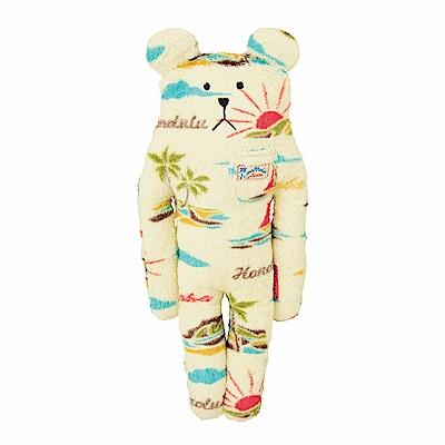 CRAFTHOLIC 宇宙人 熱帶椰子熊小抱枕