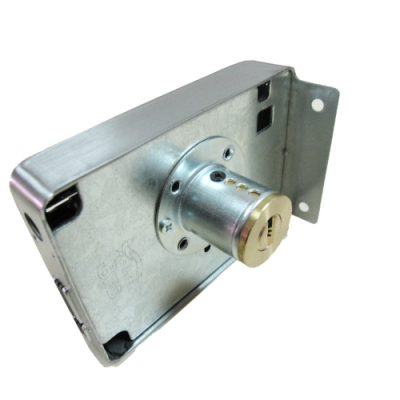 LJ001 BIRD 不鏽鋼四段鎖 四段鎖 不鏽鋼白鐵 連體式四段鎖 子母珠鑰匙 防盜鎖