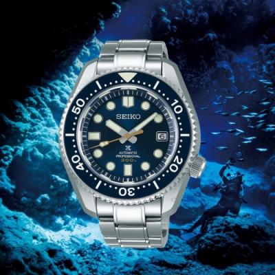 SEIKO精工PROSPEX MARINEMASTER潛水機械錶(SLA023J1)