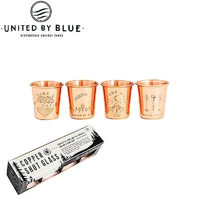 United by Blue 紅銅迷你杯組