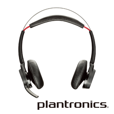 繽特力 Plantronics Voyager Focus UC 藍牙立體聲主動降噪耳機
