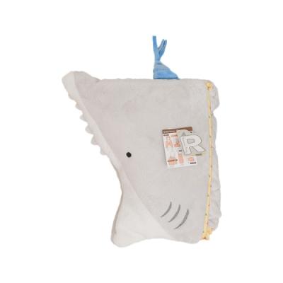 ROOMIES PARTY 鯊魚薩姆造型披風