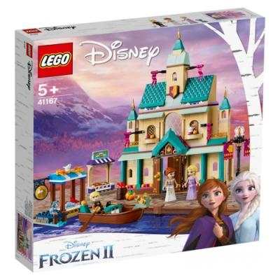 樂高LEGO 迪士尼公主系列 - LT41167 艾倫戴爾城堡