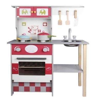 親親 木製美式廚房(MSN17062)