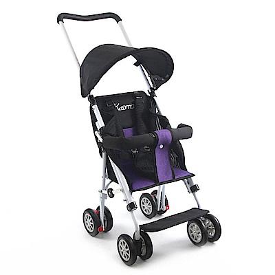 KOOMA 輕便型推車-椅背可調整