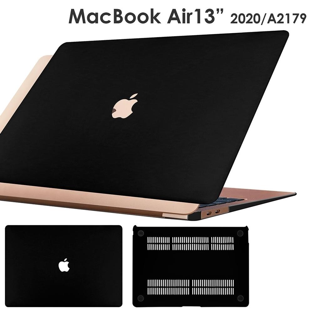 Apple Macbook Air (2020)專用 半透明磨砂保護殼