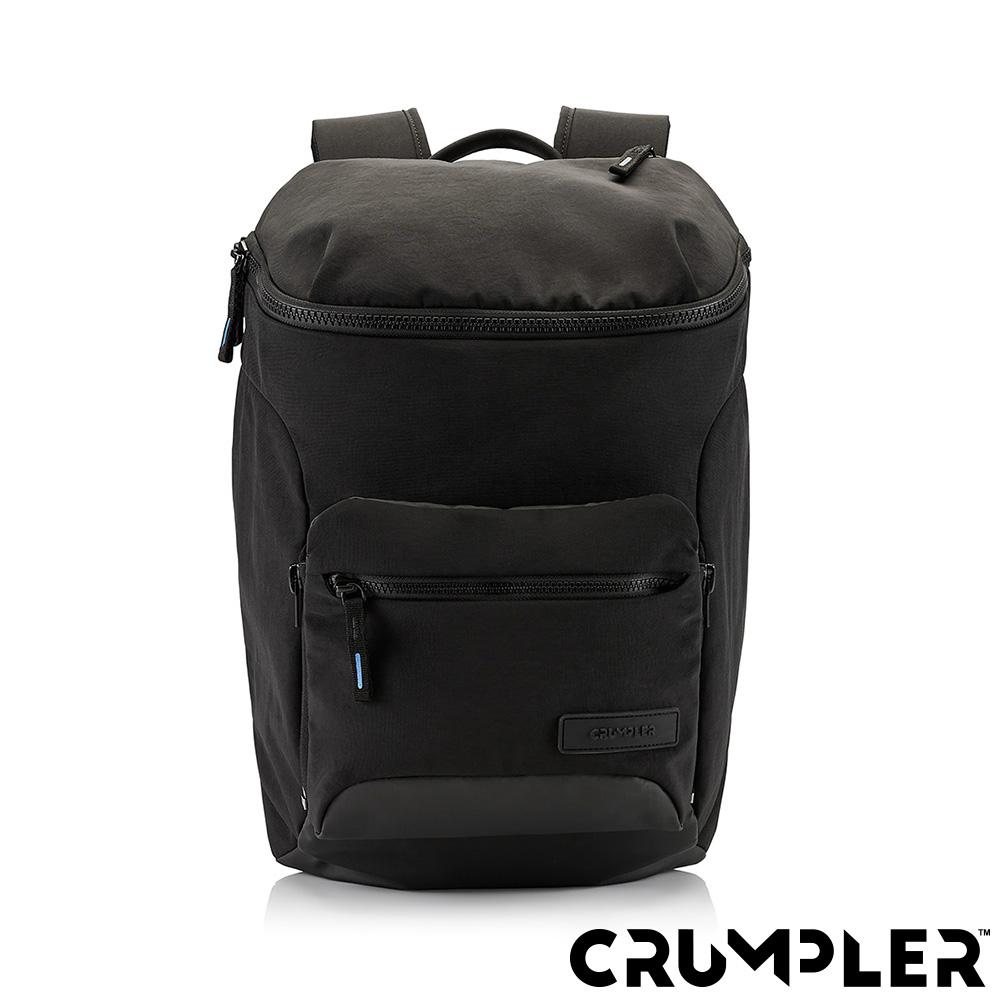 Crumpler 小野人 RECLAIMED RUCK 勒克後背包(M) 黑