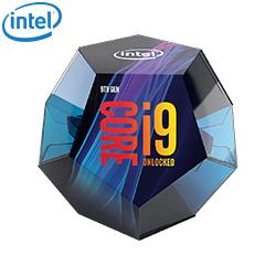 Intel 第九代 Core i9-9900K 八核心處理器 (彩盒全球保固)