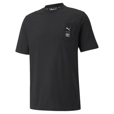 【PUMA官方旗艦】流行系列First Mile短袖T恤 男性 53233701
