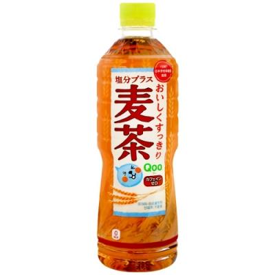Coca cola QOO麥茶飲料(600g)