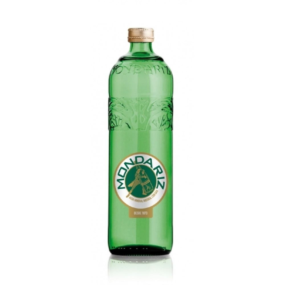Mondariz 西班牙氣泡礦泉水玻璃瓶(330mlx35入)