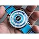 BOMBERG 炸彈錶 BB-01 紳士手錶(CT43H3SS.14-1.9)-藍/43mm product thumbnail 1