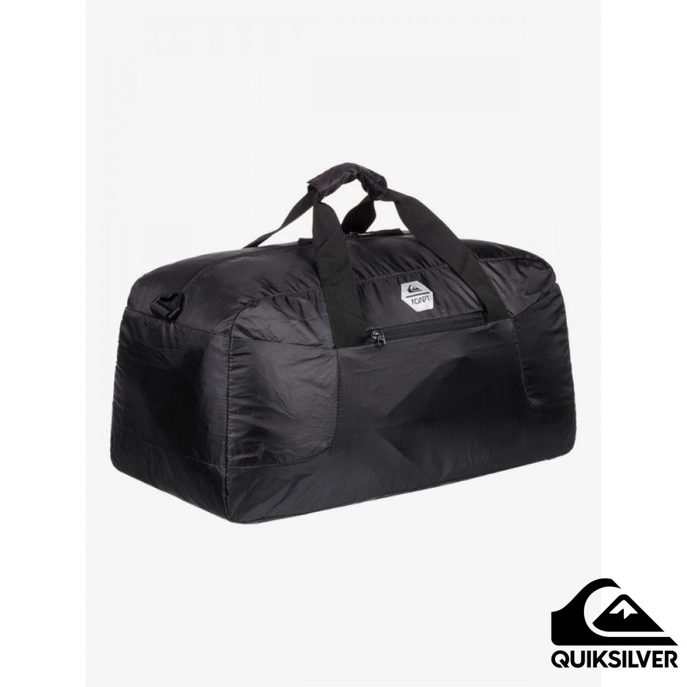 【QUIKSILVER】PACKABLE DUFFLE 旅行袋 黑