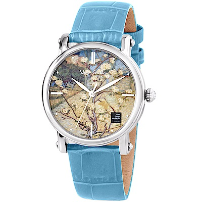 梵谷Van Gogh Swiss Watch梵谷經典名畫女錶(Lady 18)