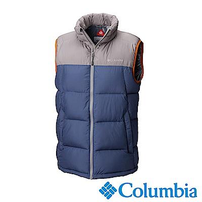 Columbia哥倫比亞 男款-Omni-HEAT保暖背心-藍灰UWO00180GL
