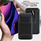 City 品味爵士 iPhone11 /Pro /Pro Max手機用腰掛腰包皮套-送扣環