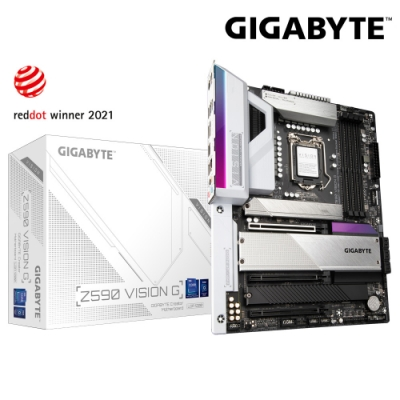 技嘉 Z590 VISION G 主機板