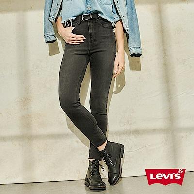 Levis 710 中腰超緊身窄管 超彈力牛仔長褲 側邊鉚釘