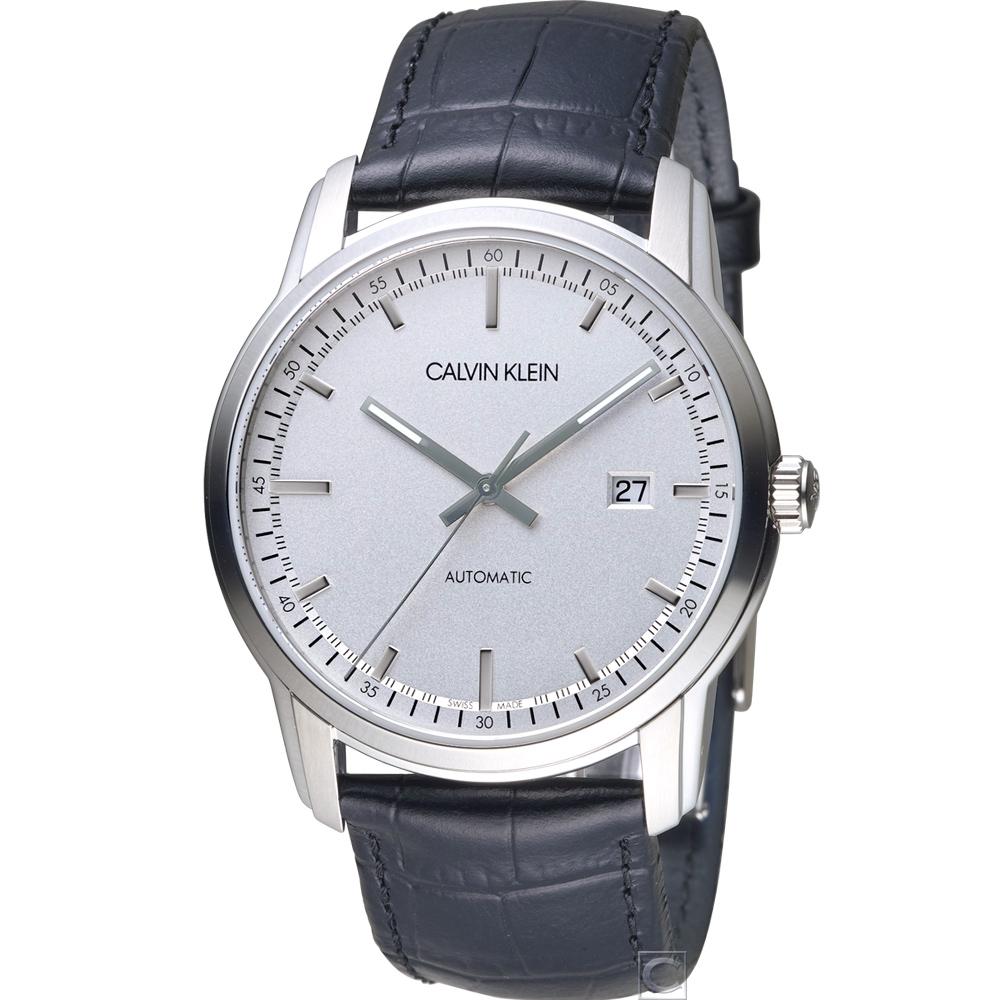 Calvin Klein Infinite  無限紳士機械錶(K5S341CX)42mm
