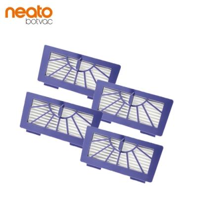 美國 Neato XV系列相容高效能HEPA 濾網(4入組)