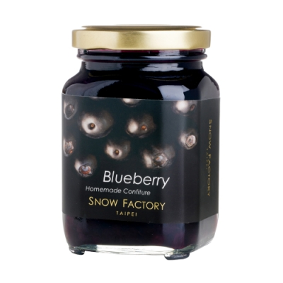 雪坊Snow Factory 法式手工果醬-藍莓(238g)