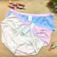 Young Curves動物好朋友親膚女兒童內褲-混色6件組