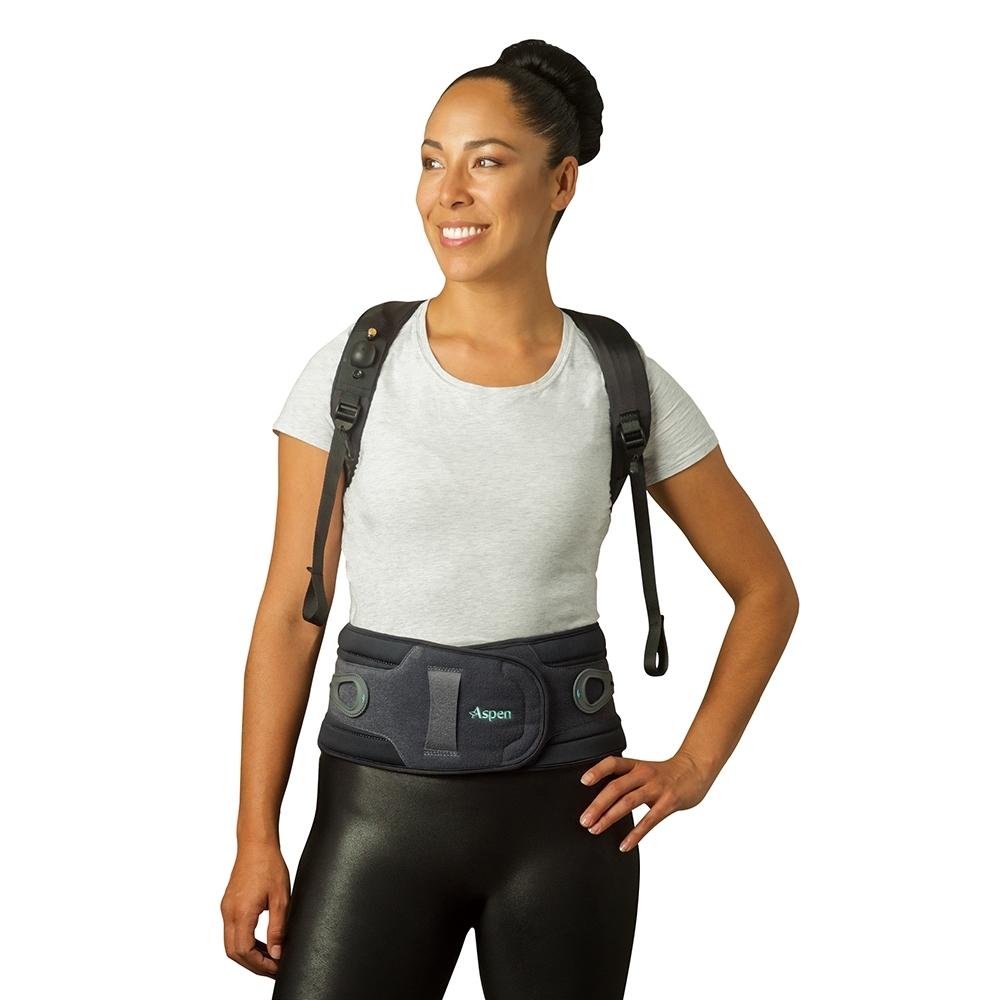 又強 美國ASPEN Active P-TLSO充氣式矯型背架(耶思本脊椎裝具未滅菌)