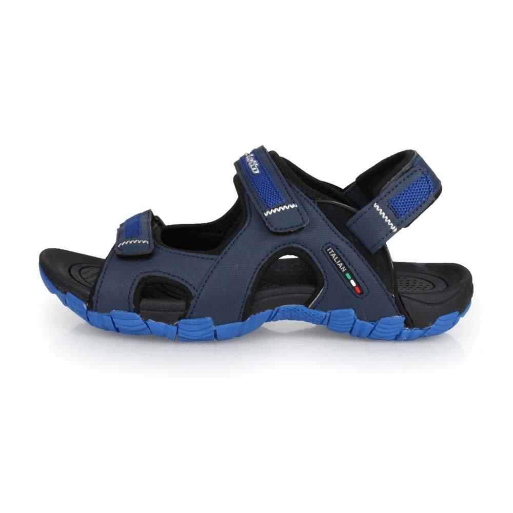 LOTTO 男 戶外運動涼鞋 丈青藍