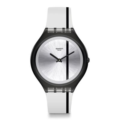 Swatch SKIN超薄系列手錶 SKIN THROUGH 路徑-40mm