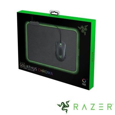 Razer Goliathus Chroma 重裝甲蟲幻彩版 電競滑鼠墊