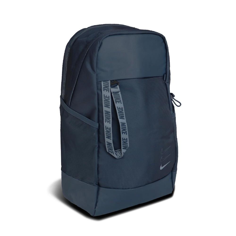 Nike 後背包 NSW Essentials BP 男女款 運動休閒 雙肩背 大容量 多夾層 上學 藍 BA6143458