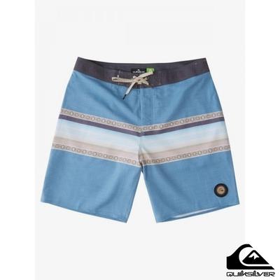【QUIKSILVER】SURFSILK SUN FADED 19 衝浪褲 藍色