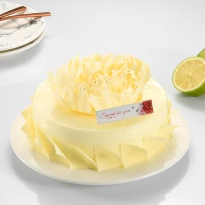 亞尼克蛋糕 冰雪女王6吋 母親節蛋糕預購