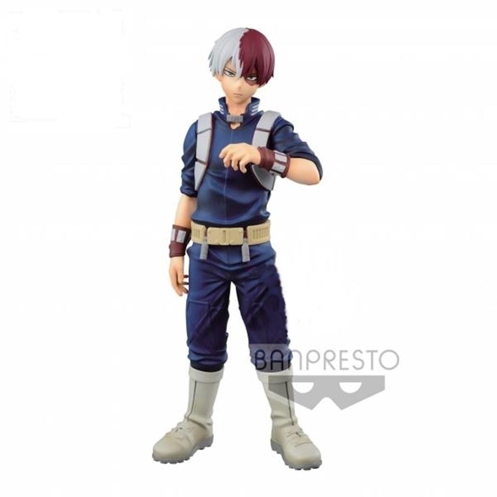 日本BANPRESTO代理版我的英雄學院AGE OF HEROES轟焦凍396553《僕のヒーローアカデミア 轟焦凍とどろき しょうと》(台灣公司貨)