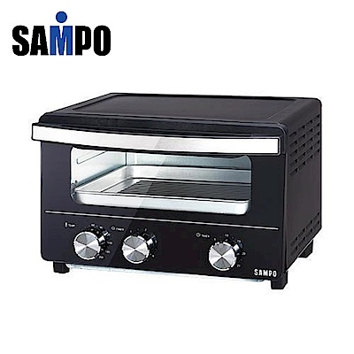 SAMPO 聲寶 -15L電烤箱 KZ-SA15W