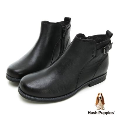 Hush Puppies CALEY 個性短靴-黑色