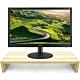 電腦螢幕增高架 (3C桌上架置物櫃/顯示器置物架/電腦桌螢幕架鍵盤架/鍵盤收納架收納櫃) product thumbnail 1