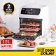 【CookPower 鍋寶】智能健康氣炸烤箱-12L AF-1290W product thumbnail 1