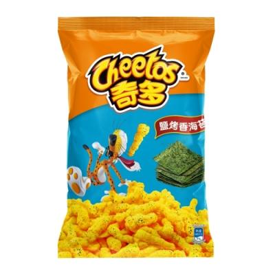 奇多 鹽烤香海苔口味玉米棒(126g/包)