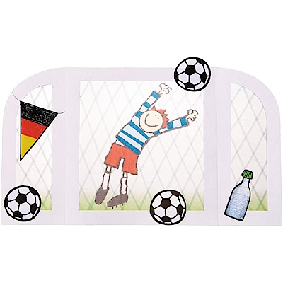 JAKO-O 德國野酷 手作創意勞作-足球