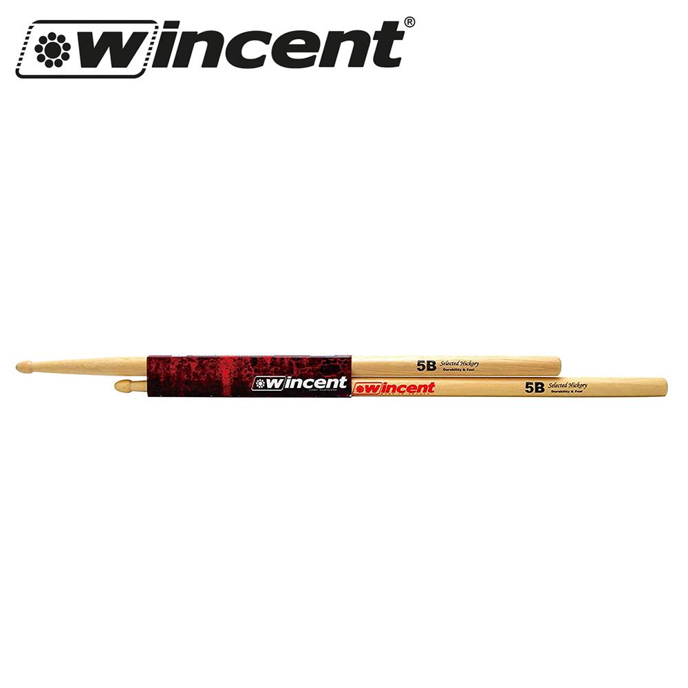 Wincent 5B 胡桃木鼓棒