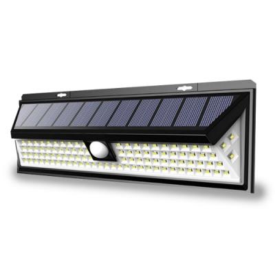 WIDE VIEW 118LED太陽能雷達遙控感應燈(W118)