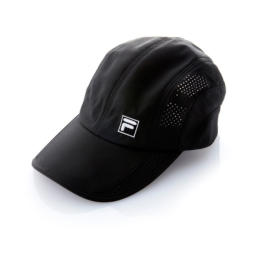 FILA 時尚運動帽-黑 HTT-5002-BK