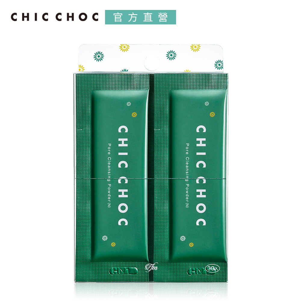 CHIC CHOC 淨顏酵素粉N 1gx30入