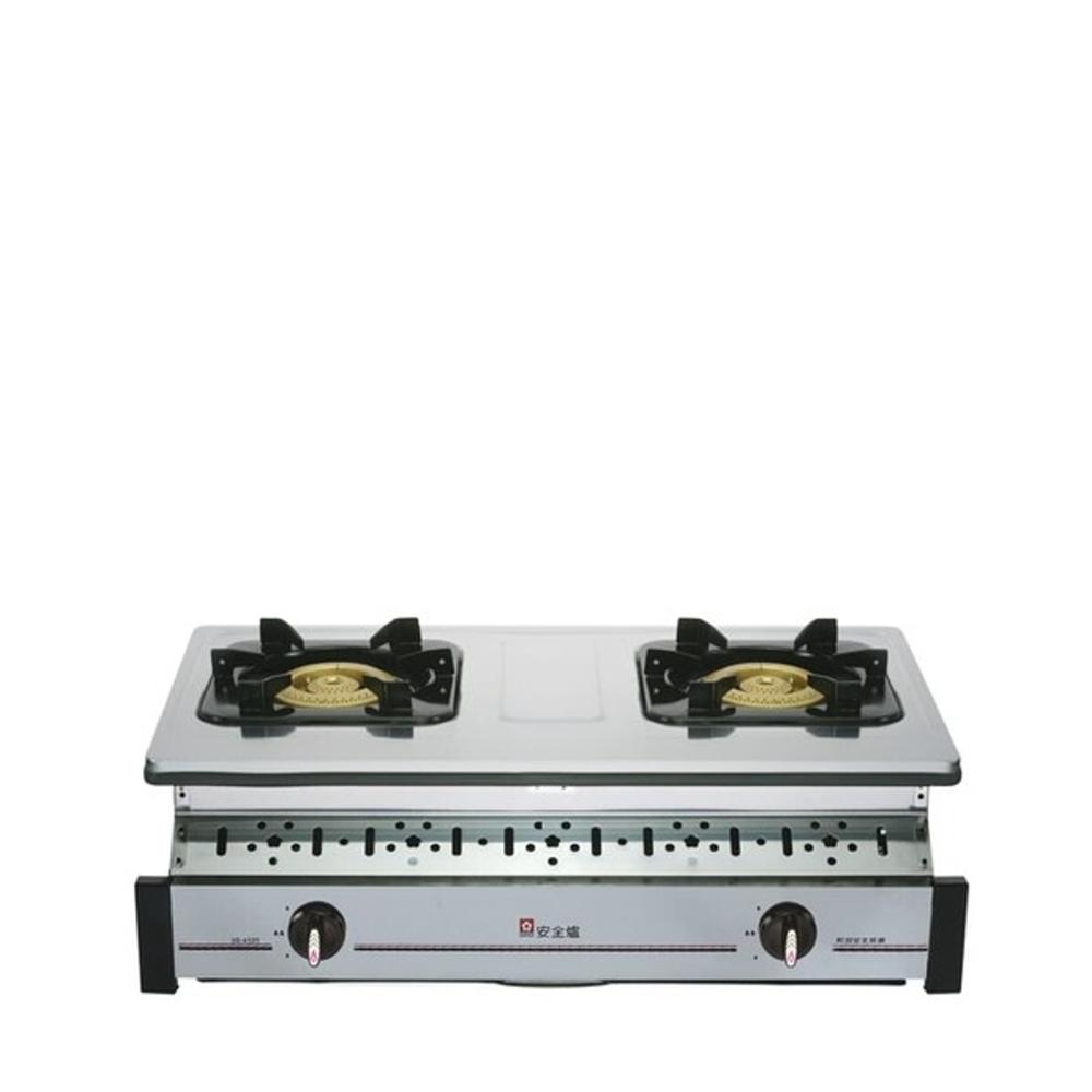 (全省安裝)櫻花雙口嵌入爐瓦斯爐桶裝瓦斯G-6320KSL